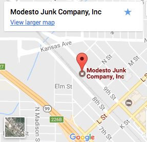 Recycle Now & You Get Cash - Modesto Junk Co, Inc  Scrap